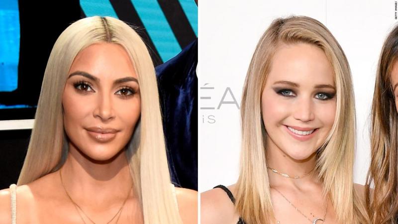 Jennifer Lawrence, Kim Kardashian ile arkadaşlıklarını reddetti