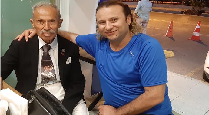92 yaşındaki İlham Gencer'in son hali şaşırttı!