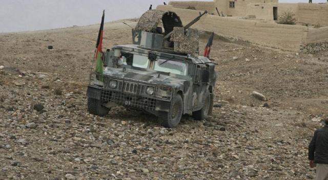 Afganistan'da Taliban üyesi bir Alman yakalandı