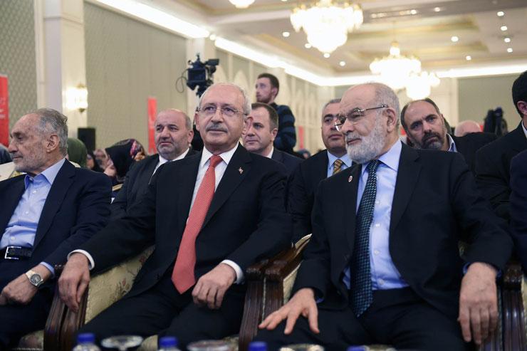 Ankara'da kritik görüşme sonrası açıklama yapıldı