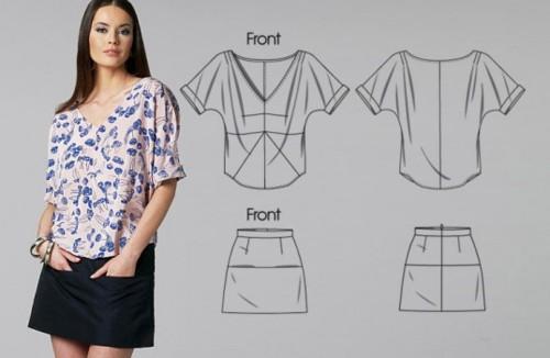 Beğenilen Bluz Modellerine Göz Atın