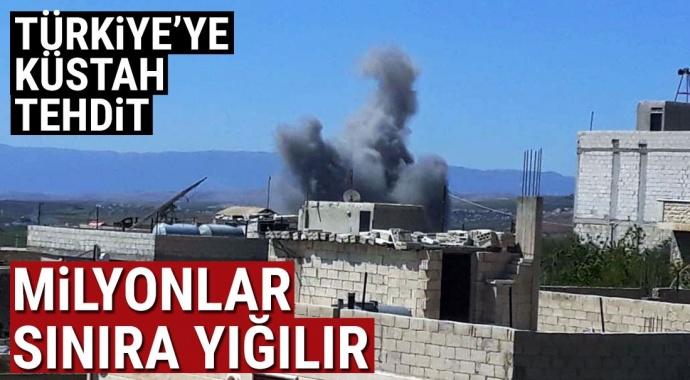 BM'den tehdit gibi uyarı: 2 milyon kişi Türkiye sınırına yığılır