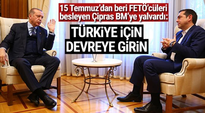 Çipras, Türkiye'de tutuklanan Yunan askerlerin iadesi için BM'den yardım istedi
