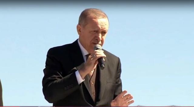 Cumhurbaşkanı Erdoğan Mardin'de açıkladı: '3 bin 569 terörist etkisiz hâle getirildi'