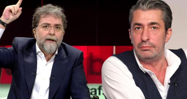 Erkan Petekkaya'dan, Kavgalı Olduğu Ahmet Hakan'a Fotoğraflı Gönderme!