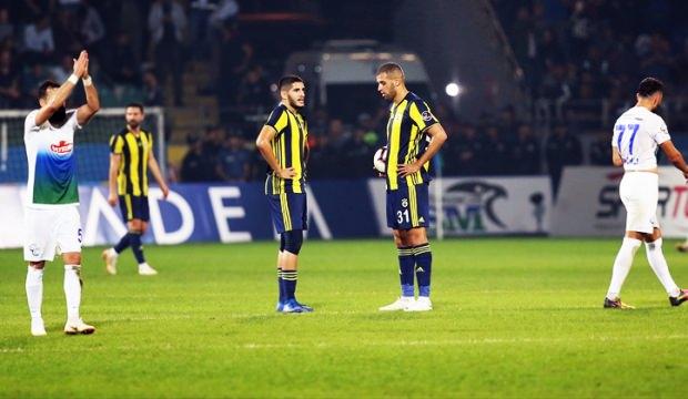 Fenerbahçe darmadağın!