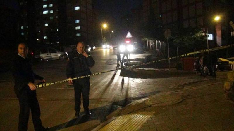 Gaziantep'te, sokak ortasında dehşet!