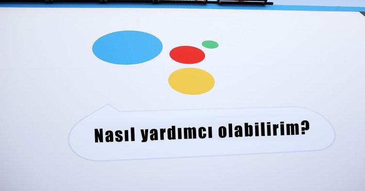 Google Asistan sonunda Türkçe oluyor!
