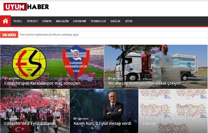 Güvenilir Online Haber Sitesi