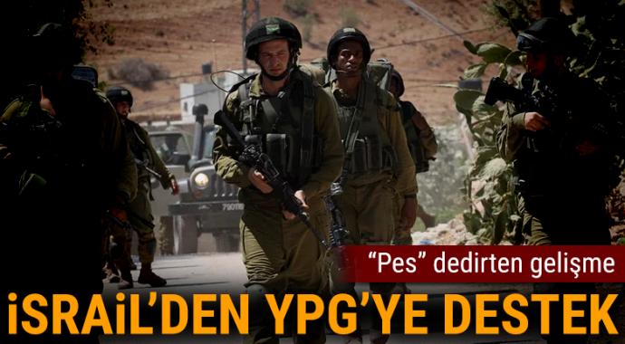 İsrail'den YPG'ye destek teklifi