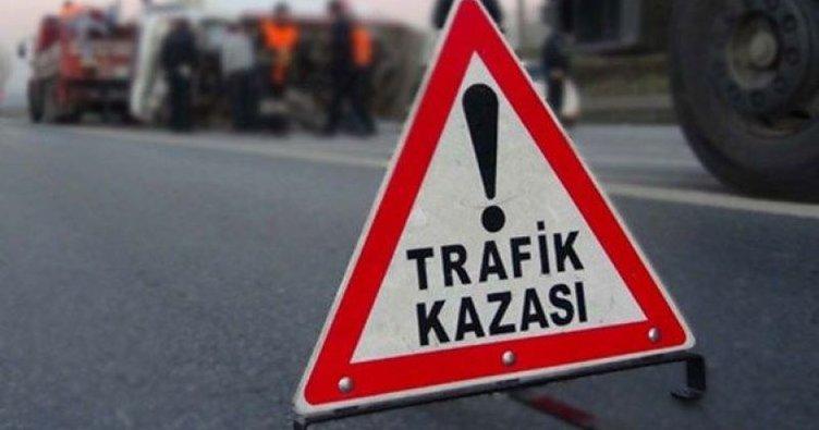 İstanbul Fatihte trafik kazası 1 ölü 1 yaralı