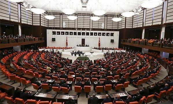 İttifak düzenlemesi Anayasa Alt Komisyonu'na sevk edildi