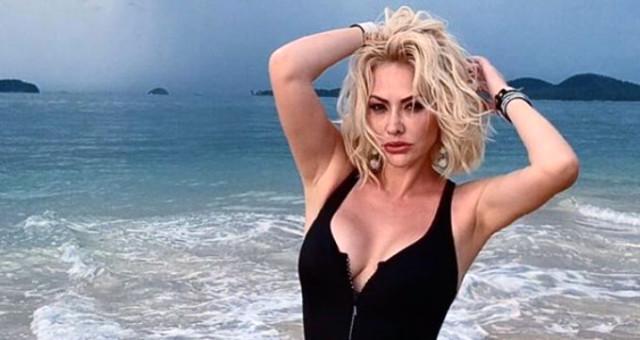 Klip Çekimi İçin Tayland'a Giden Şarkıcı Aylin Coşkun, Okyanusta Fırtınaya Yakalandı