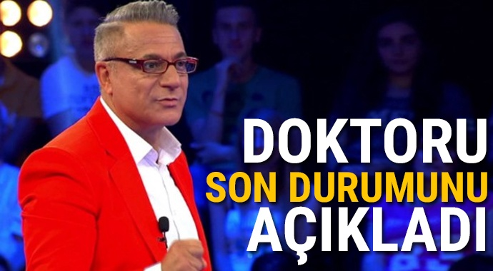 Mehmet Ali Erbil'in son durumunu doktoru açıkladı