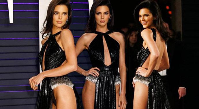 Model Kendall Jenner'ın Kazancı Dudak Uçuklattı