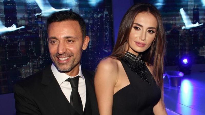Mustafa Sandal ve Emina Jahovıc Birbirine Girdi