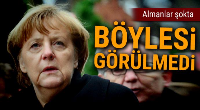 Ruslar, Almanya bakanlıklarına sızdı