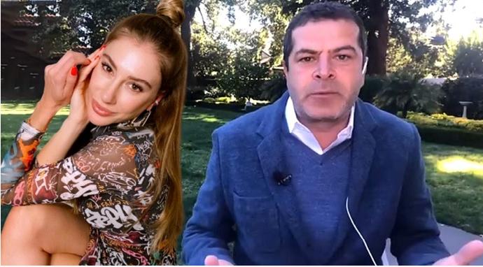 Şeyma Subaşı ve Cüneyt Özdemir arasında sular durulmuyor!