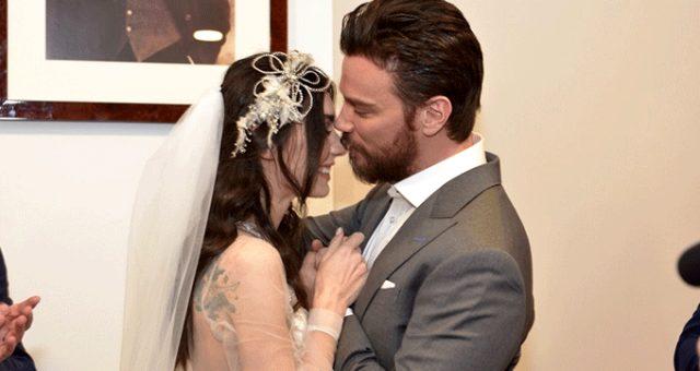 Sinan Akçıl ve Burcu Kıratlı ikinci kez evleniyor!