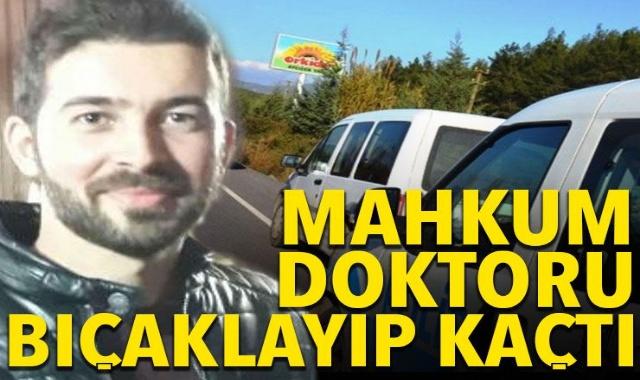 Son Dakika: Aydın E Tipi Cezaevi'nde doktora bıçaklı saldırı!