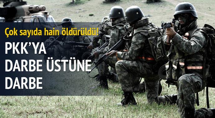 Son Dakika: PKK'ya ağır darbe! Özel Harekatcının intikamı alındı...