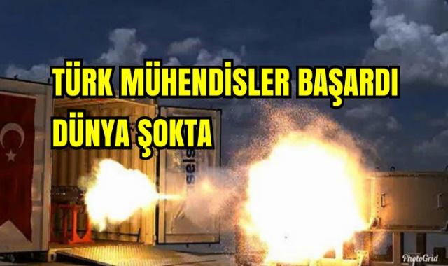 Son Dakika: Türk mühendisler başardı! Dünya şokta...