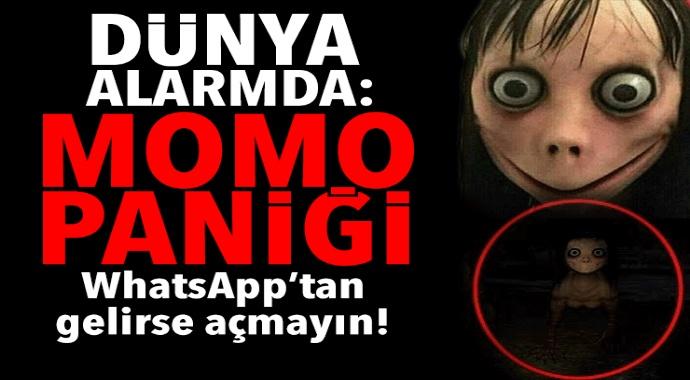 Son dakika: Whatsapp'ta tehlike! 'Mavi Balina'dan sonra şimdi de 'Momo'