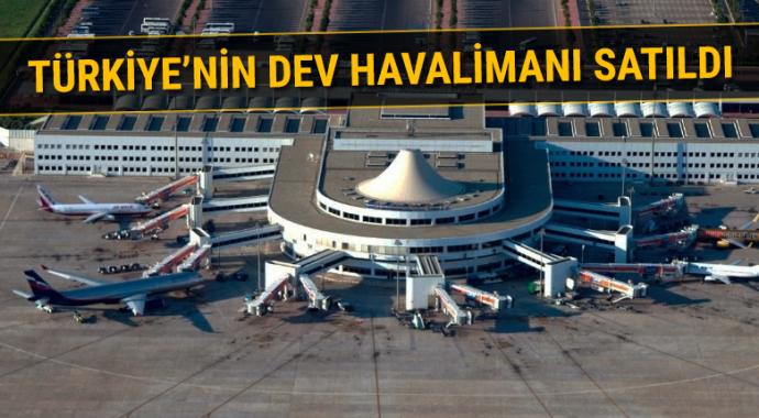 TAV, Antalya Havalimanı için anlaşma sağladı