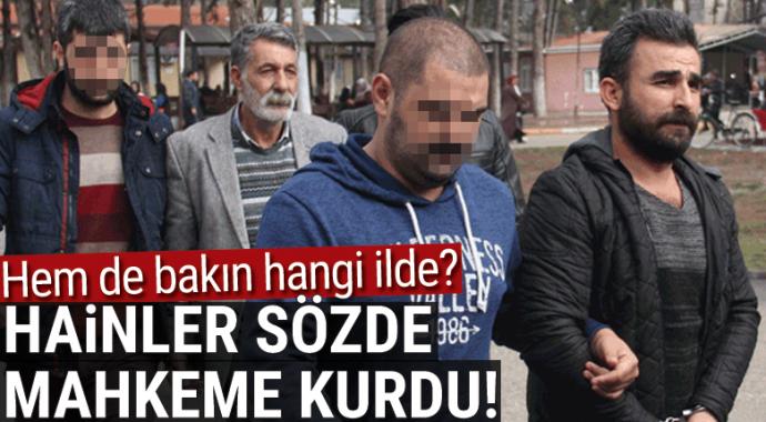Teröristler sözde mahkeme kurup işkence yaptıkları PKK'lıyı sürgüne gönderdi