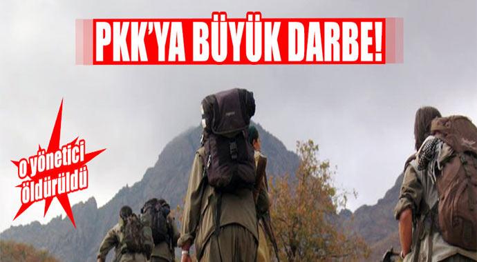 TSK'dan flaş açıklama! PKK'ya büyük darbe o yönetici öldürüldü...