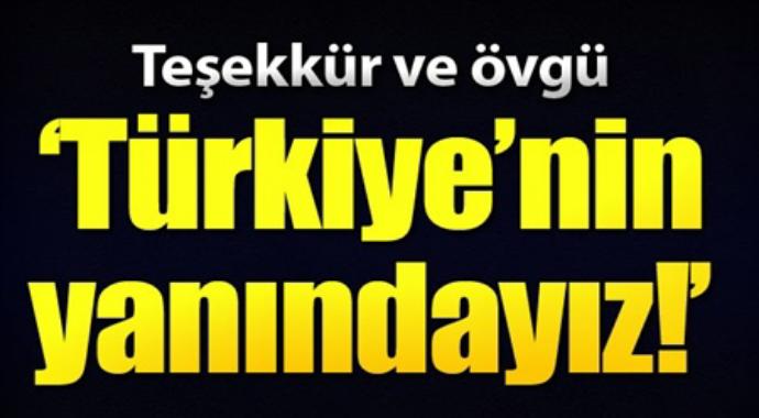 Türkiyeye övgüler yağdıran ülkeyi duysanız şok olacaksınız