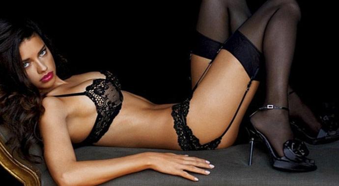 Ünlü Model Adriana Lima'dan İki Şart!