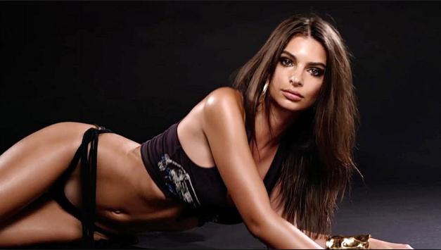 Model Emily Ratajkowski Alay Konusu Oldu