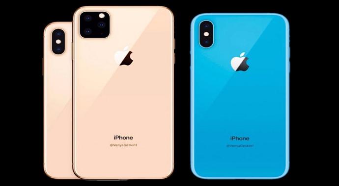Yeni iPhone Fiyatları Belli Oldu