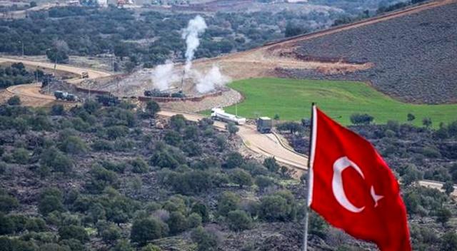 Zeytin Dalı Harekatı'nda öldürülen terörist sayısı 2 bin 222 oldu