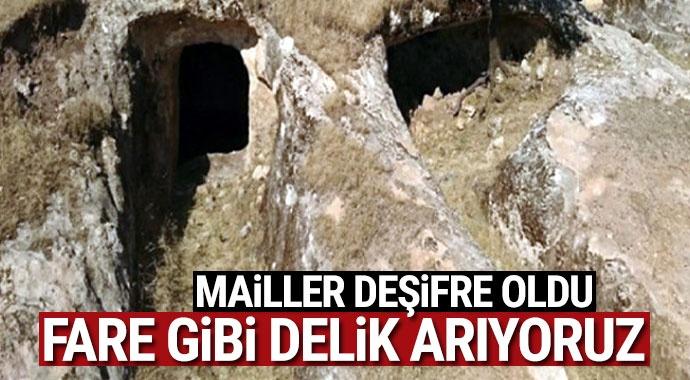 PKK\'lının mailleri ortaya çıktı: Fare gibi deliğe sıkıştık