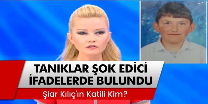 Şiar Kılıç\'ın katili kim? Tanıklar şok edici ifadelerde bulundu!