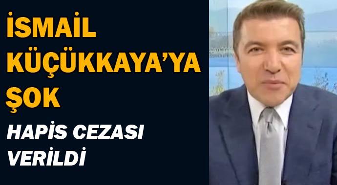 Son dakika: Gazeteci İsmail Küçükkaya\'nın cezası belli oldu!