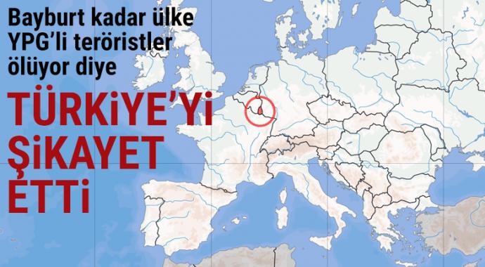 Zeytin Dalı\'ndan rahatsız olan Lüksemburg Türkiye\'yi şikayet etti