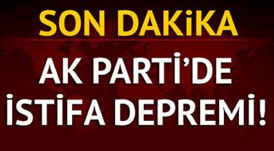 3 Bin Kişi AK Parti'den Ayrıldı! CHP'ye Toplu Katılım