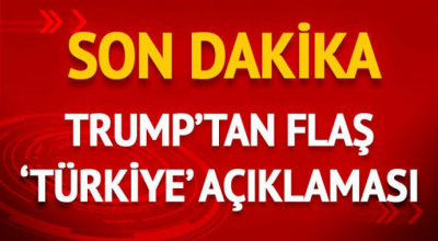 ABD'den peş peşe Türkiye açıklamaları