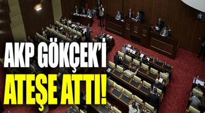 AK Parti'den Melih Gökçek'i ateşe atacak karar