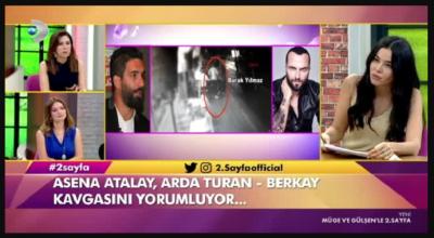 Asena Atalay'dan Arda ve Berkay Kavgasına İlk Yorum
