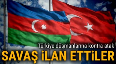 Azerbaycanlılar, sosyal medyadaki Türkiye aleyhine kampanyalara savaş açtı