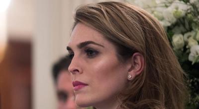 Beyaz Saray İletişim Direktörü istifa etti