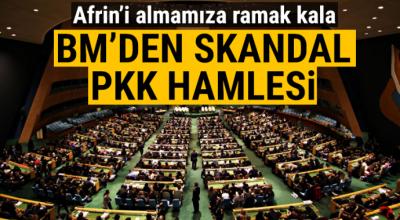 BM sözcüsü PKK için 'yerel yönetim' dedi
