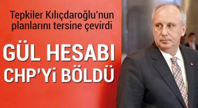 CHP'de Gül isyanı
