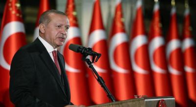 Cumhurbaşkanı Erdoğan: Hakkari'de 4 askerimiz şehit oldu