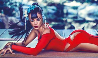 Dünyaca ünlü yıldız Rihanna'nın evi neden güvenlik çemberine alındı? İşte cevabı