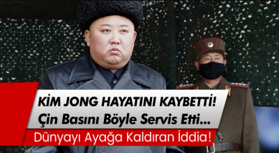 Dünyayı ayağa kaldıran iddia! Kim Jong Öldü mü?